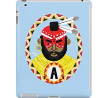 The last of the Mohicans iPad Case/Skin
