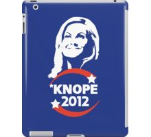 Leslie Knope for City Council iPad Case/Skin