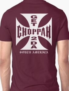 GET 2 DA CHOPPAH (White) T-Shirt