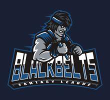 Fantasy League Blackbelts by Brandon Wilhelm