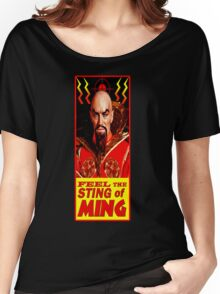 The Sting of Ming Women's Relaxed Fit T-Shirt