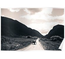 Towards the Gap of Dunloe Poster