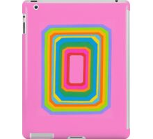 Concentric 15 iPad Case/Skin