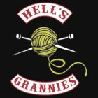 Hell's Grannies by LetThemEatArt