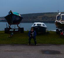 Portsoy boats by meeshj