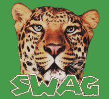Leopard Swag Baby Tee
