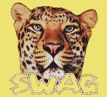Leopard Swag Kids Clothes