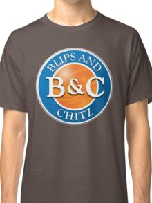 Blips And Chitz Classic T-Shirt