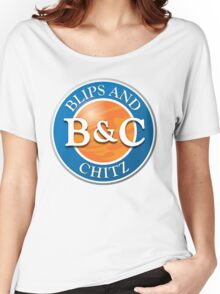 Blips And Chitz Women's Relaxed Fit T-Shirt
