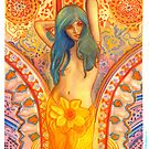 Tantra Goddess  by PearlWhitecrow