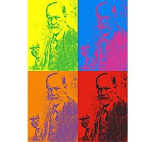 Freud Pop Photographic Print