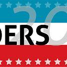 Sanders for President - Upvote 2016 by Steve Campbell
