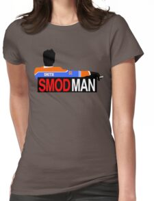 SMod Man Womens Fitted T-Shirt