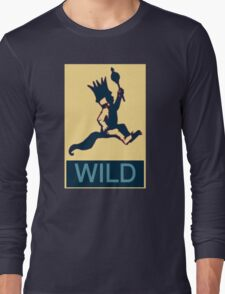 Max is Wild Long Sleeve T-Shirt