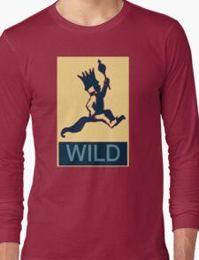 Max is Wild Long Sleeve T-Shirt