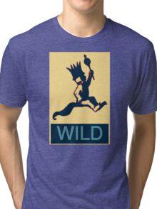Max is Wild Tri-blend T-Shirt