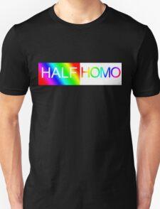 Half Homo Rectangle Unisex T-Shirt