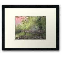 Mystical Day Framed Print