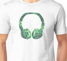 Military headphone Unisex T-Shirt