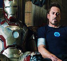 Iron Man by ExclusiveSmeg