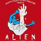 ALIEN: Preschool Edition by Andy Hunt