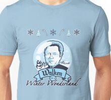 Walken in a Winter Wonderland Unisex T-Shirt
