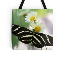 Heliconius charithonia Tote Bag