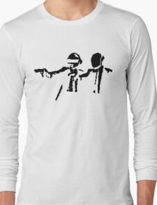 Daft Fiction Long Sleeve T-Shirt