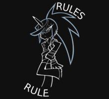 Rules Rule Kneesocks Edition by BeastBuddy