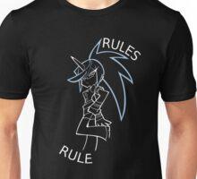 Rules Rule Kneesocks Edition Unisex T-Shirt