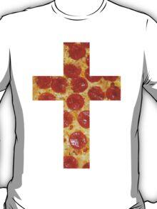 Pizza Cross T-Shirt