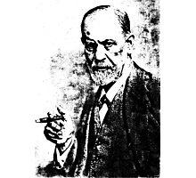 Sigmund Freud Photographic Print