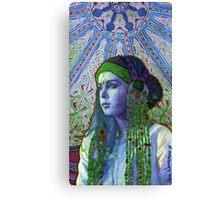 Priestess of Atlantis  Canvas Print