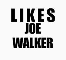 Likes Joe Walker Unisex T-Shirt