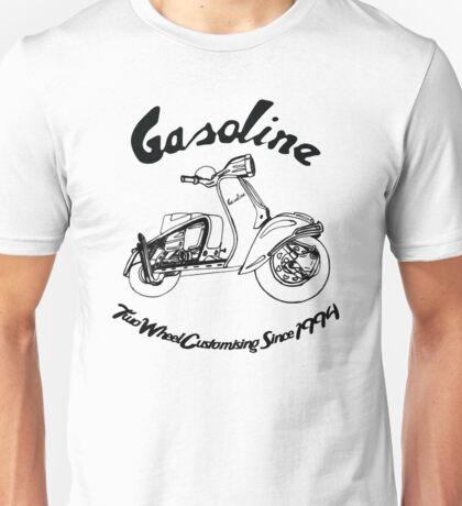 Gasoline Scooter Unisex T-Shirt