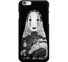 No Face Bathhouse  iPhone Case/Skin