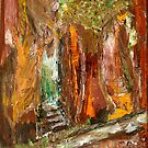 The Hidden Door by gunnelau