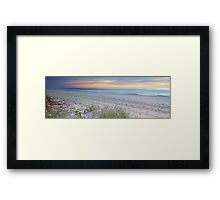 An Inspiration - Teds Sunrise Pt 1. Framed Print