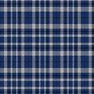 02357 Hennepin County, Minnesota District Tartan Fabric Print Iphone Case by Detnecs2013