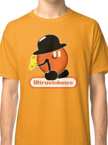 An Orange Clockwork (Ultraviolence Version) Classic T-Shirt