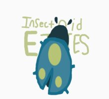Insectoid-Ettes Logo Kids Clothes
