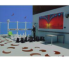 Chess. Photographic Print