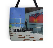 Chess. Tote Bag