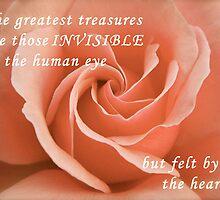 The greatest treasures ... by Kathy Reid