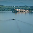 Lake Bracciano by Patrick Horgan