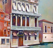 Venetian Palace by Filip Mihail