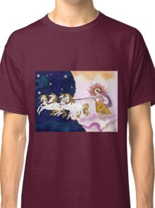 Aurora, Goddess of Dawn Classic T-Shirt