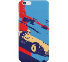 Post Futurise Racing Case iPhone Case/Skin