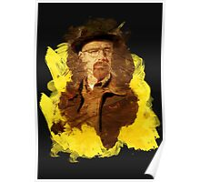 "Breaking Bad - Walter ""Heisenberg"" White Poster"
