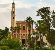 St. Peters church, Jaffa by degser